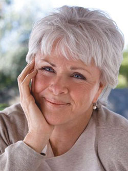 Byron Katie founder of the