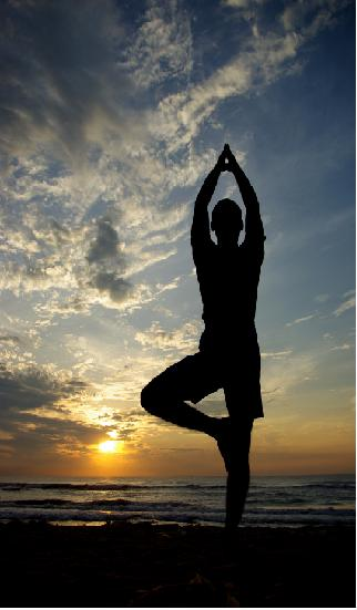 These Days When Someone Says The Word Yoga Most People Think Of Asanas Postures They Classes That Stretch Body Increase Physical